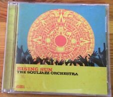 Rising Sun by The Souljazz Orchestra (CD, Mar-2010, Strut)