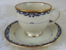 Lenox Presidential Collection Liberty Footed Cup And Saucer Set