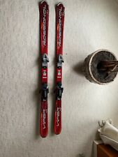 downhill skis Length 140 with bindings