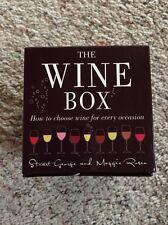 The Wine Box by Thunder Bay Press