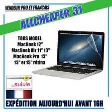 FILMS DE PROTECTION PROTECTEUR ECRAN lcd MacBook MacBook Pro MacBook Air