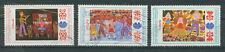 Bulgarien Briefmarken 1982 Kinderversammlung Mi.Nr.3114-16