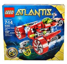 *NEW IN SEALED BOX* - LEGO ATLANTIS Typhoon Turbo Sub 8060 / 197 pieces