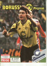 BL 92/93 Borussia Dortmund - 1. FC Kaiserslautern