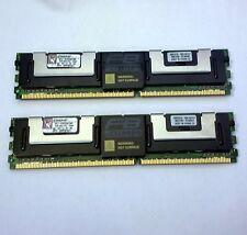 Kingston 8GB (2 x 4GB) Memory Kit  (KFJ-BX533K2/8G) PC2-4200 Server RAM ECC FB