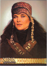 XENA ART AND IMAGES PORTRAITS OF A WARRIOR CARD PP2