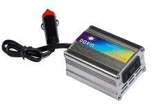 CONVERTISSEUR 12V=>220V 80W! SUPER COMPACT CAMPING CAR CARAVANE CAMPING RANDO