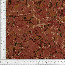 Hand Marbled Paper 60x86cm 24x34in Book Binding Restoration Conservation SERIES