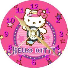 Hello Kitty 3 Novedad Cd Reloj Personalizado