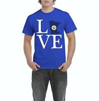 Love Minnesota  Men Shirts T-Shirt Tee