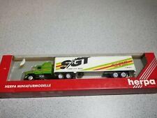 HO Herpa / Promotex # 6184 Mack CH603 sleeper Tractor and 45' Van Trailer – SGT