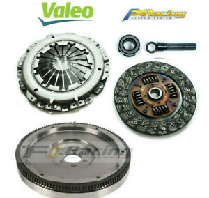 VALEO-FX DISC CLUTCH KIT+FLYWHEEL FOR 99-06 VW BEETLE GOLF JETTA GASOLINE MK4