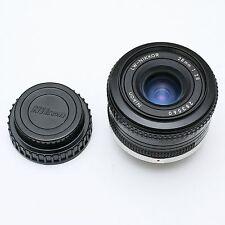 Excellent Nikon NIKONOS 28mm LW-Nikkor f/2.8 lens. Wide angle, water resistant