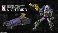 TRANSFORMERS WAR FOR CYBERTRON SIEGE GENERATIONS SELECTS NIGHTBIRD