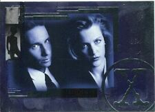 Inkworks The X Files Connections Complete 72 Card Base Set