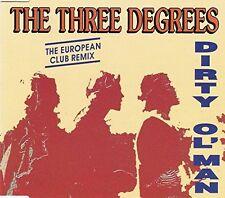 Three Degrees Dirty ol' man (European Club Remix; #zyx7162) [Maxi-CD]