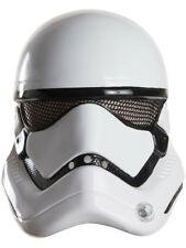 Child's Star Wars Episode VII Stormtrooper 1/2 Mask Helmet Costume Accessory