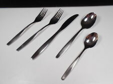 VINTAGE WMF CHROMARGAN 'LINE' FLATWARE - 4 SET / 5 PIECES - NEW
