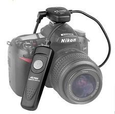 JYC GPS Receiver + Shutter Release for Nikon D5000 D3300 D3200 D3100 D750 D610