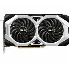 MSI NVIDIA GeForce RTX 2060 SUPER VENTUS GP OC 8GB GDDR6 HDMI/3DisplayPort