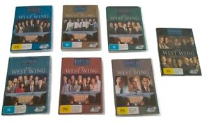 The West Wing - The Complete Series 1 - 7 DVD Season 1 2 3 4 5 6 7 Region 4