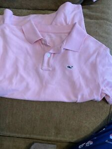 Vineyard Vines L 16 Boys Polo Shirt Perfect