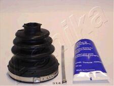 ASHIKA Faltenbalgsatz Antriebswelle 63-03-314 für SMART MITSUBISHI 454 COLT 6
