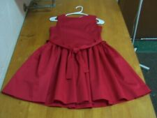 Crewcuts  Darling Valentine's Day Dress Size 10