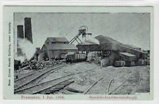 NEW CROSS HANDS COLLIERY, near LLANELLY: Carmarthenshire postcard (C31617)