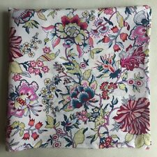 Faria Flowers Small Liberty of London silk pocket square