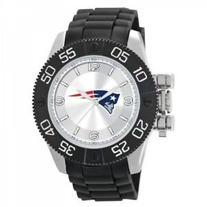 Men's Black watch Beast - NFL - New England Patriots - Gift box included