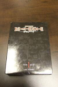 Death Note - Box Set 1 (DVD, 2008, 5-Disc Set)