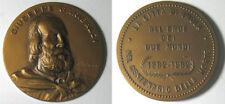 *TRIU* IMOLA MEDAGLIA PER IL CENTENARIO DELLA MORTE DI GARIBALDI 1982 in bronzo