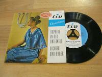"""7"""" Single Orpheus in der Unterwelt Dichter & Bauer  Grewe  Vinyl TIP 63-1521"""