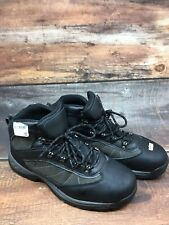 Men's Marcel Water Resistant Warm Hiking Boot Goodfellow & Co Black Size 11.5 M