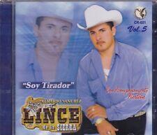 El Lince De la Sierra Soy tirador CD New Nuevo Sealed
