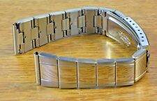 Duchess USA 20mm Rare New Vintage Stainless Steel Deployment Watch Band