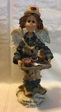 Boyds Bears and Friends Mercy Angel Of Nurses The Folkstone Collection Figurine
