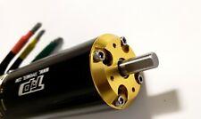 TP Power TP 4070-CM 2200kv (8S) Brushless Motor (8mm shaft & M4 mounting)