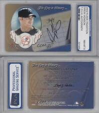 2002 Fleer Tradition Update This Day In History Drew Henson Other Encased Auto