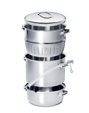 Mehu-Liisa 11 Litre Stainless Steel Steam Juicer ~NEW - MHL11, StainlessSteel