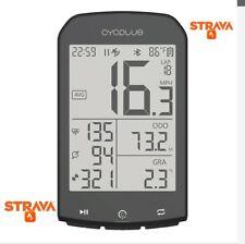 GPS contachilometri bici MTB ciclocomputer STRAVA cardio cadenza wireless ANT+