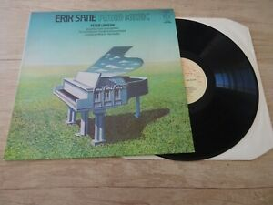 CFP 40329 ERIK SATIE PIANO MUSIC  PETER LAWSON  NM