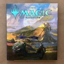 James Wyatt Tyler Jacobson Signed Art of Magic the Gathering Dominaria Book Rare
