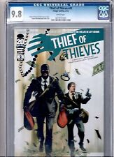 THIEF OF THIEVES #2 CGC 9.8 FIRST PRINT IMAGE COMICS KIRKMAN WALKING DEAD