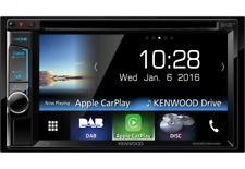 KENWOOD DDX-8016DABS 2 DIN Moniceiver Bluetooth USB DVD iPod Apple CarPlay DAB