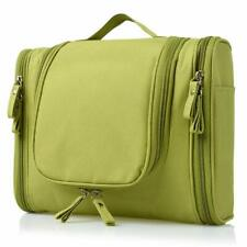 Toiletry Bag for Women and Men Travel Toiletry Bag  (Green)  free shipping US