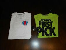 2 Youth Boy's Nike T-Shirts Size Xl *Kevin Durant, Allways First Pick Nwt