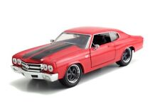 Fast & Furious Chevrolet Contemporary Diecast Cars, Trucks & Vans
