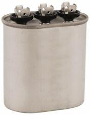 "Value Collection 25/5 Microfarad Motor Capacitor 440 Volts, 3"" High"